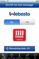 Webasto GSM Thermo Call TC4 ENTRY