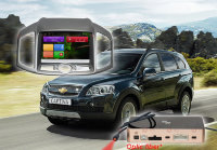 Chevrolet Captiva 2012+ Redpower 31109 IPS