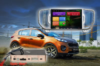 Kia Sportage 2016+ ШГУ Redpower 31174 IPS